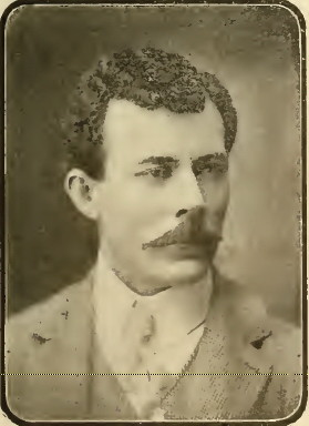 "David Edmund ""DE"" Morris, 1902 - Biloxi, Harrison, Mississippi, USA Photo from Daily Herald Biographical Sketch"