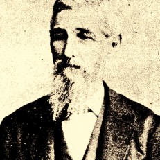 Capt. John Rankin Harkness 1830–1903 / Biloxi Pioneer / Architect and builder of many homes, the school and businesses in Biloxi. Harkness was street commissioner on the Biloxi City Council and was a member of the school board as evidenced in The Biloxi Herald newspaper at the time.