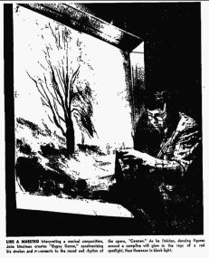 The Daily Herald-Chicago Illinois 1974 January 27 John Mosiman: his painting comes from the heart