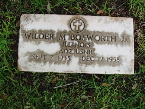 Wilder Morris Bosworth, Jr.