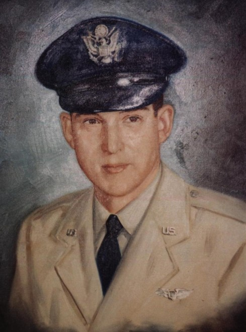 Capt. James Peter Estrada, United States Air Force